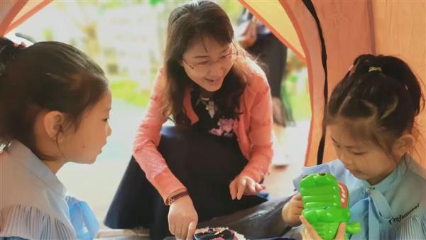 绵阳市机关幼儿园校园专题类《特殊的时光,别样的六一》